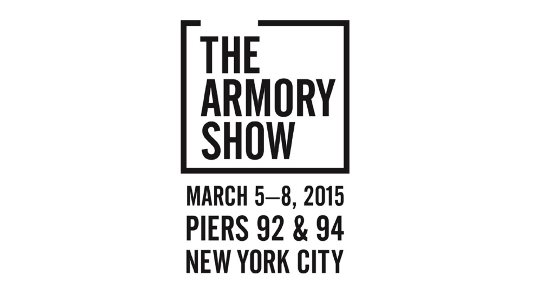 The Armory Show NYC logo