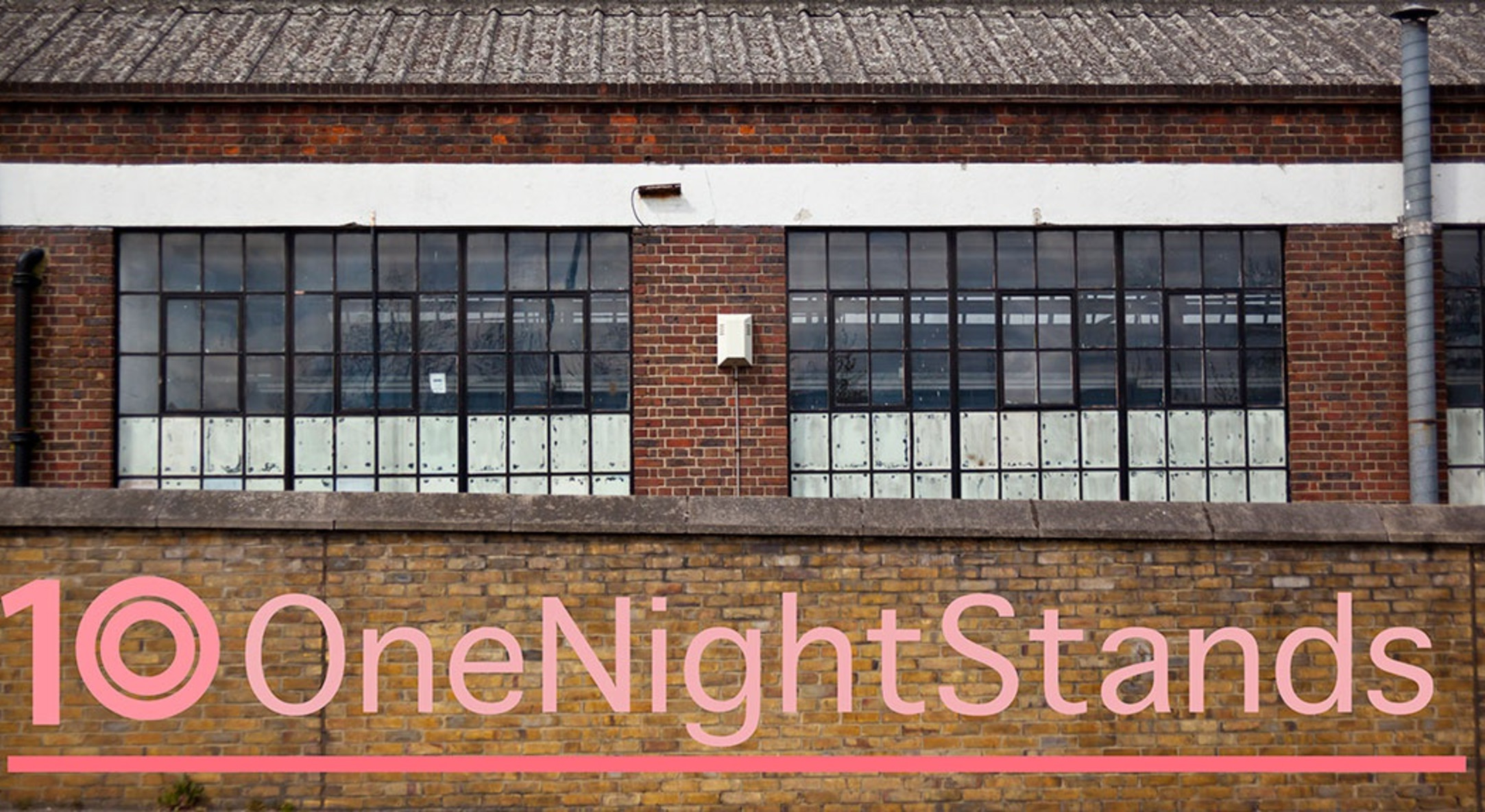 Poster for 10 One Night Stands, Rachael Champion, 2015