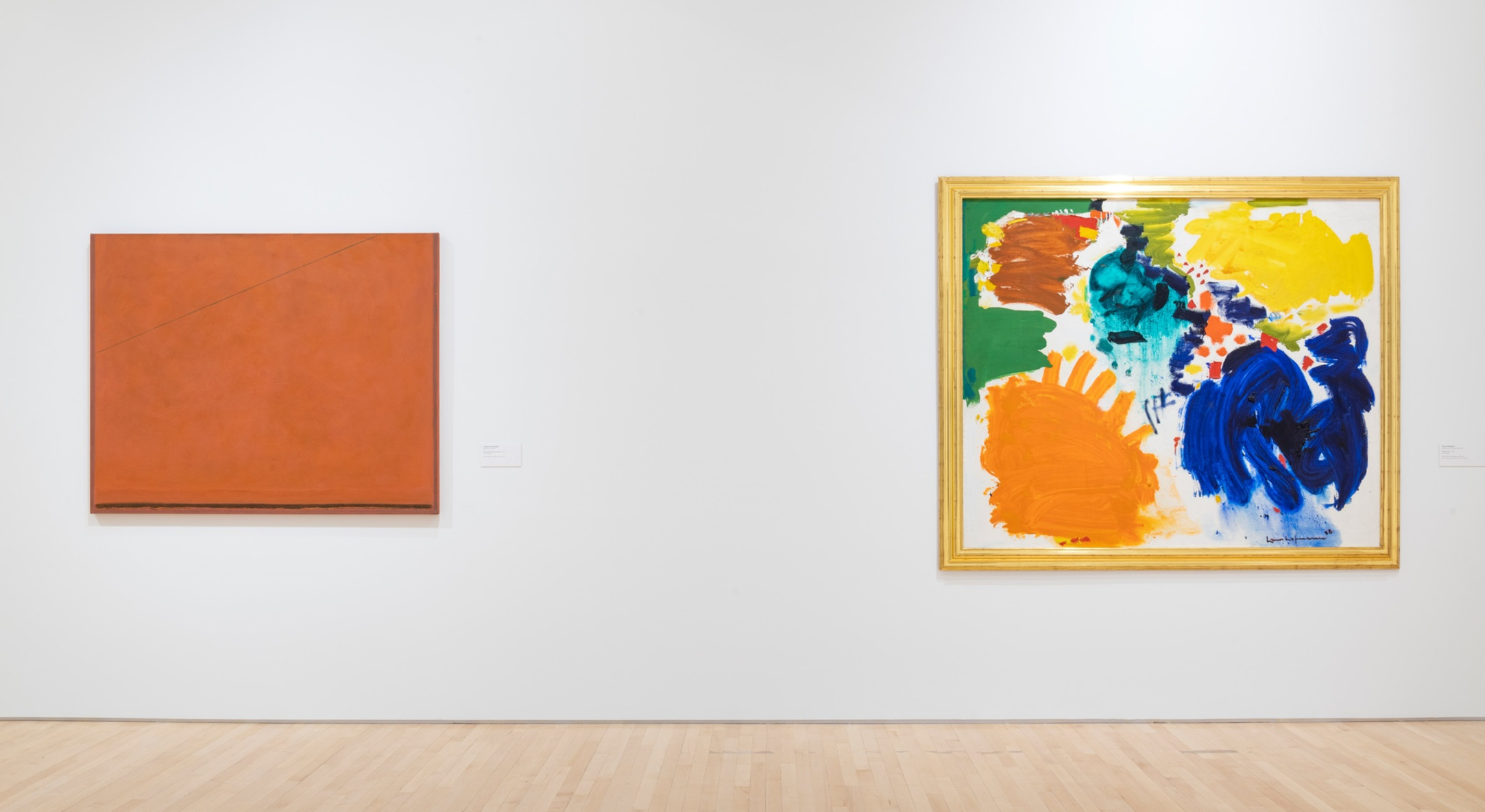 Lexicon The Language of Gesture in 25 Years at Kemper Museum (May 16–August 25, 2019), Kemper Museum of Contemporary Art, Kansas City, Missouri. Photo by EG Schempf