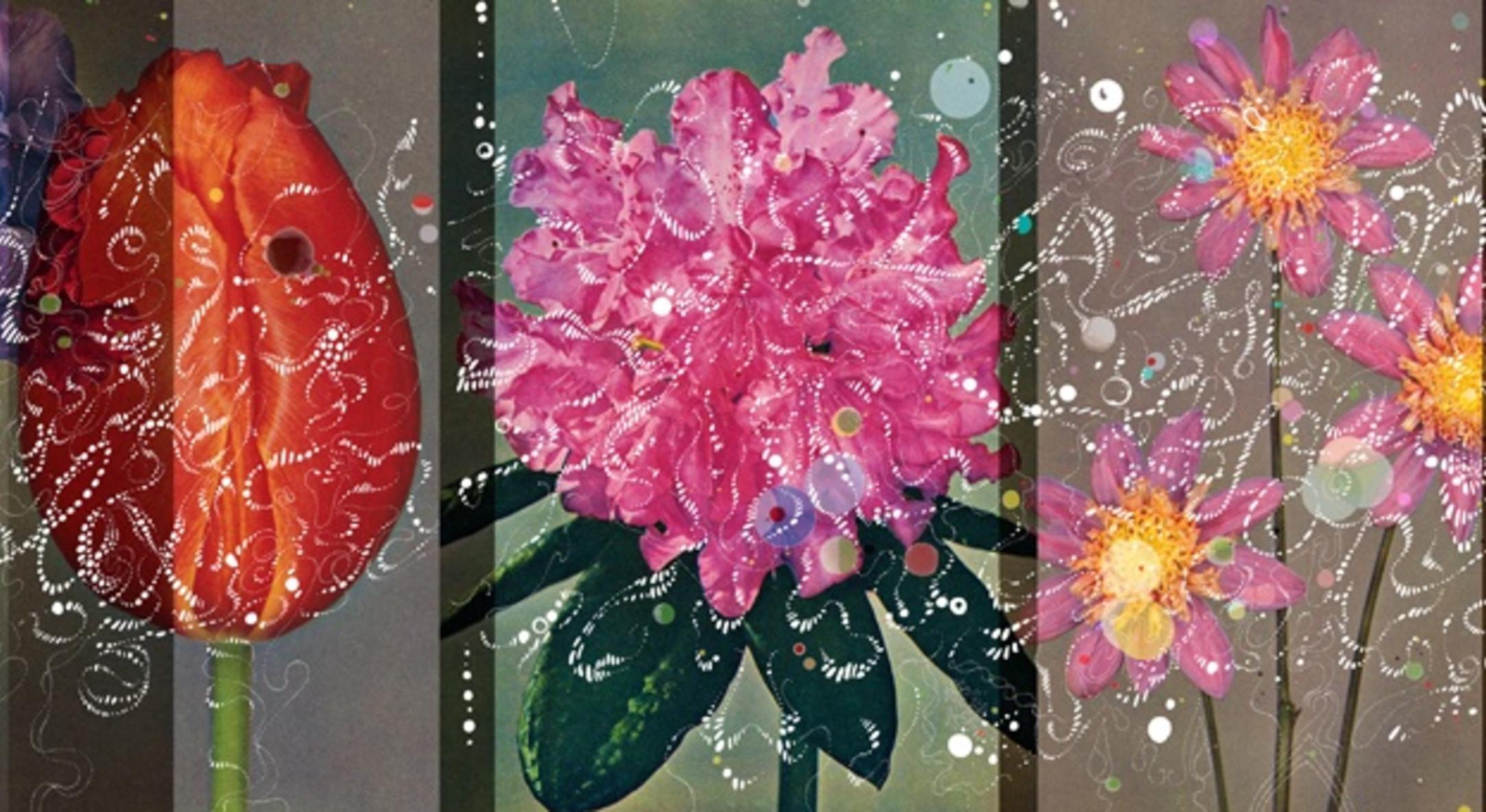 Sebastiaan Bremer, Bloom, 2019 (detail)