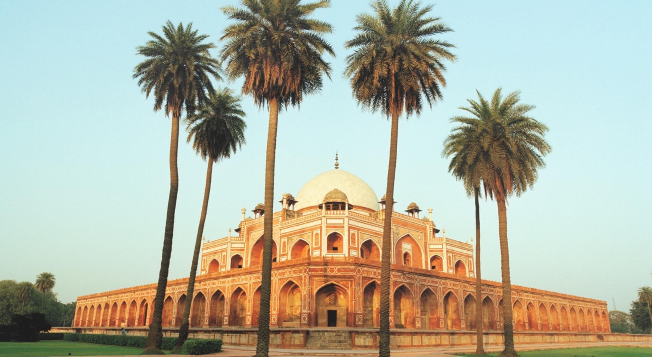 Sunil Gupta, Humayuns Tomb, 2004/2029, (detail)