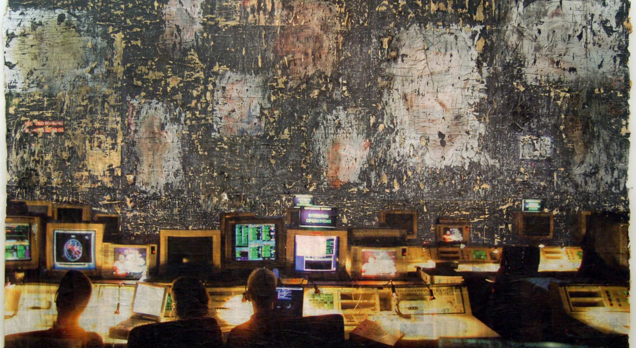 Control Room, 2006 (detail)