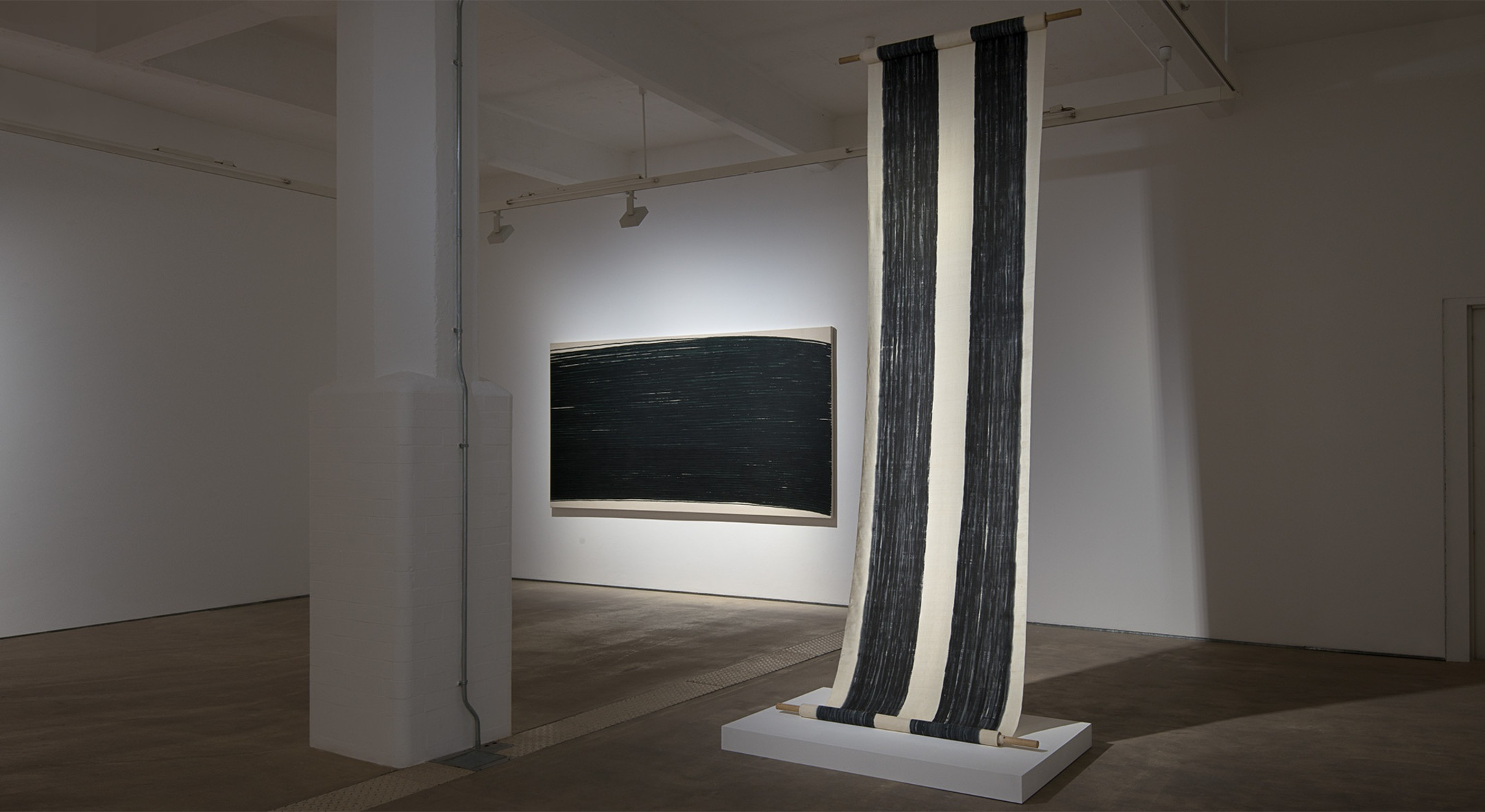 Installation view of Noel Forster, Para Physical at Hales London