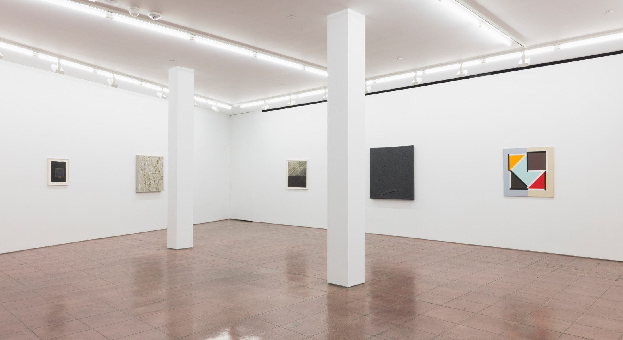 Installation view of Site, Hales New York