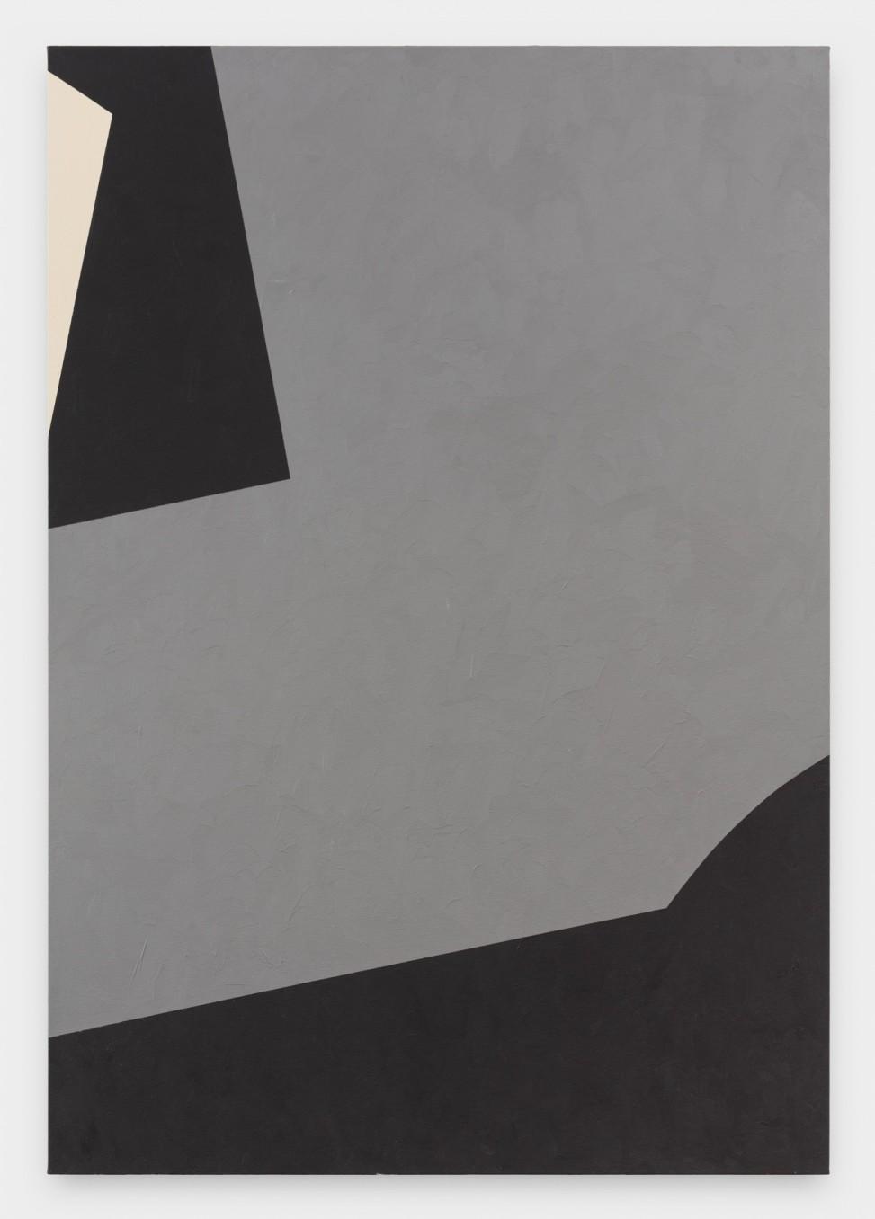 Virginia Jaramillo, Site: No. 6 13.5320° S, 71.9675° W, 2018, Acrylic on canvas, 198.1 x 137.2 cm, 78 x 54 in