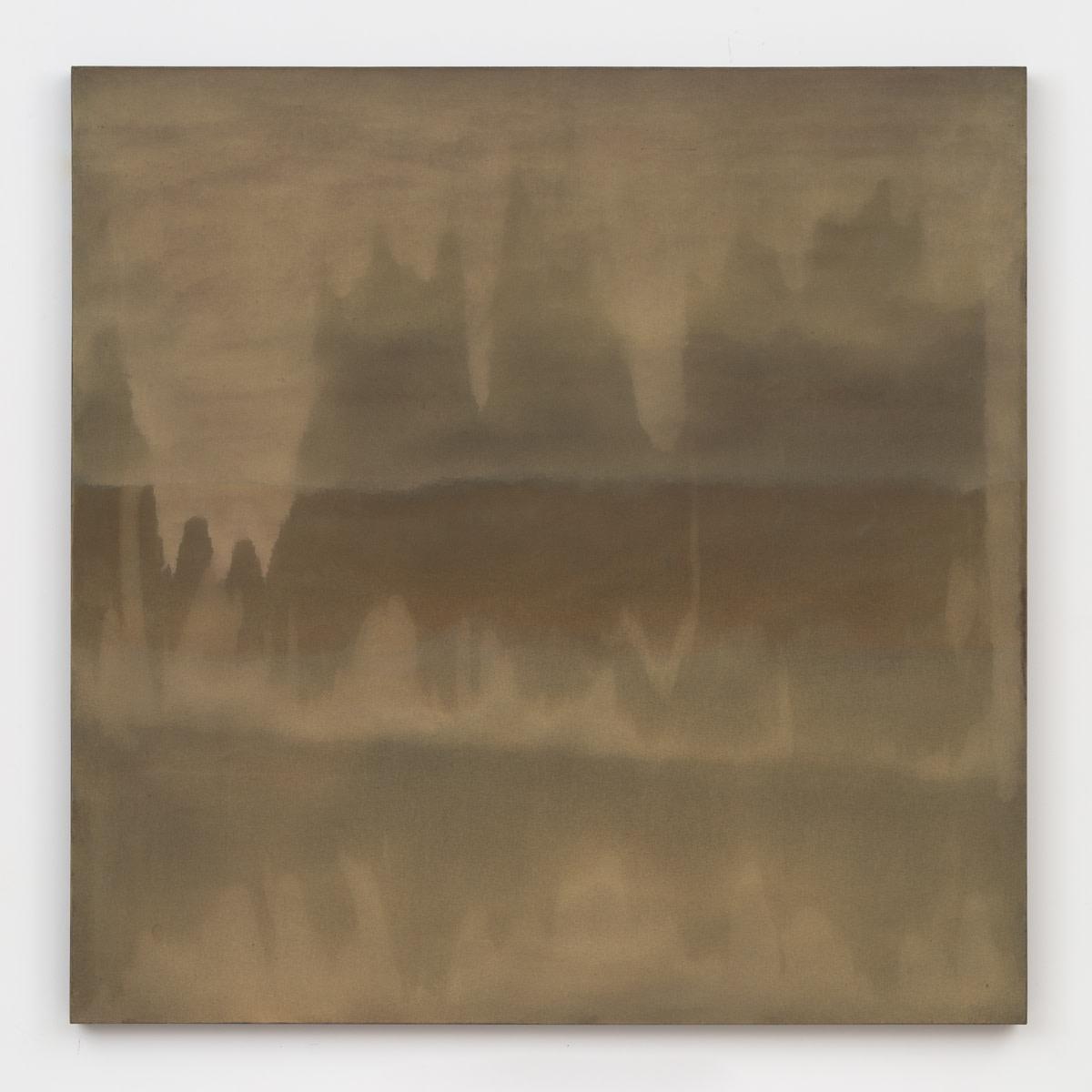 Virginia Jaramillo Thira, 1975 Acrylic on canvas 152.4 x 152.4 cm 60 x 60 in Inquire