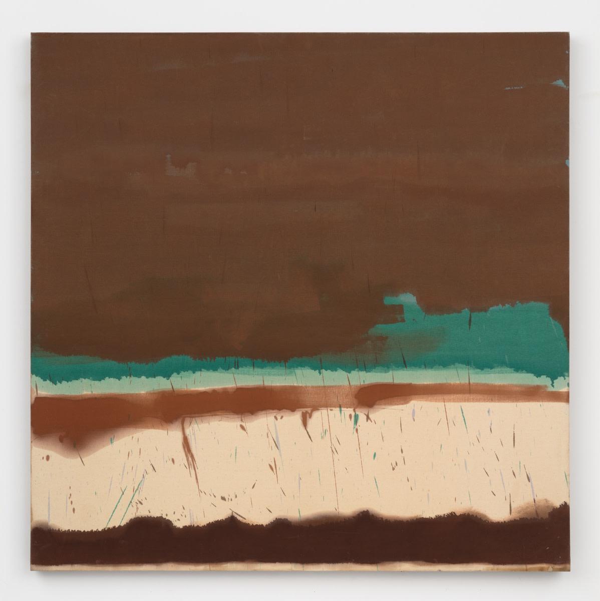 Virginia Jaramillo Today, 1976 Oil on canvas 149.9 x 149.9 cm 59 x 59 in Inquire