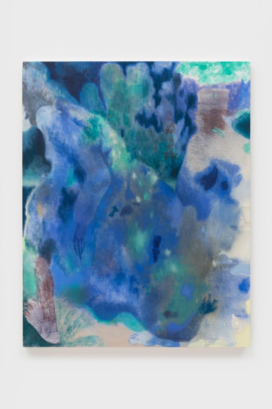 Maja Ruznic Odlazak II, 2020 Acrylic and oil on canvas 152.4 x 121.9 cm 60 x 48 in Inquire