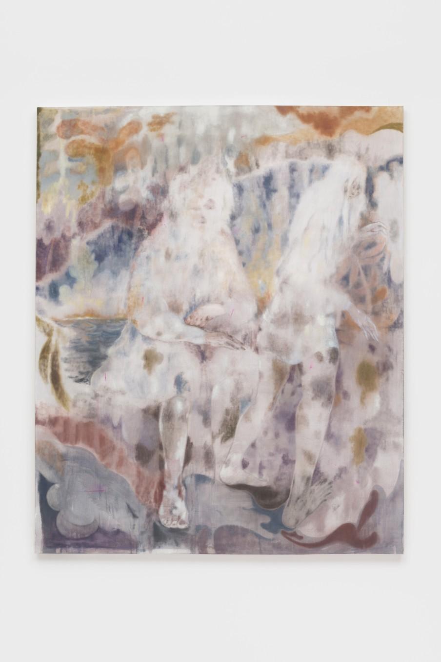 Maja Ruznic Trace of the Father, 2019 Oil on canvas 203.2 x 165.1 cm 80 x 65 in Inquire