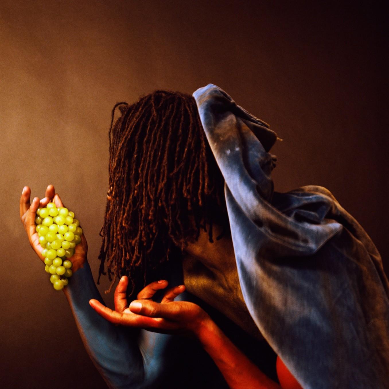 Rotimi Fani Kayode, Grapes, 1989