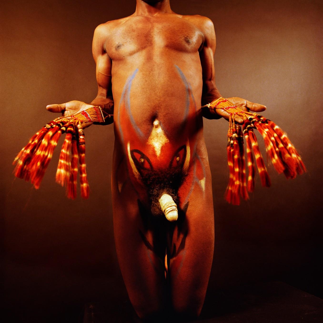Rotimi Fani Kayode. Untitled. 1987-1988