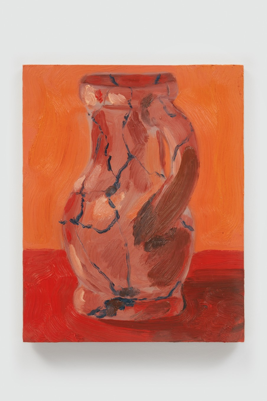 Anthony Cudahy Jug ii, 2021 Oil on panel 25.5 x 20 x 2 cm 10 1/8 x 7 7/8 x...