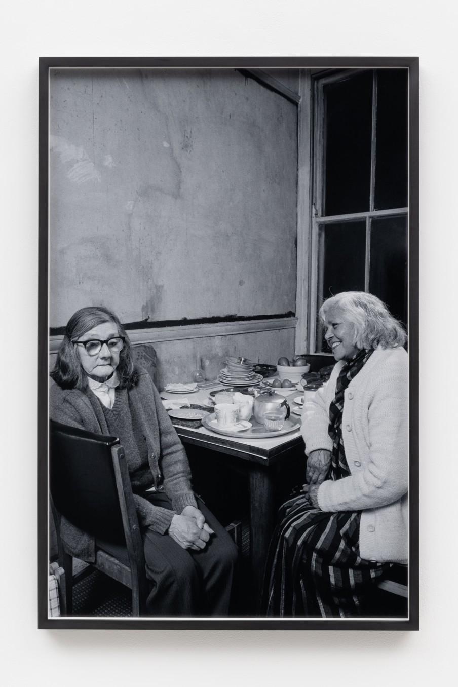 Sunil Gupta Elderly, 1986/2021 Archival inkjet print Print: 90.9 x 59.5 cm 35 3/4 x 23 3/8 in