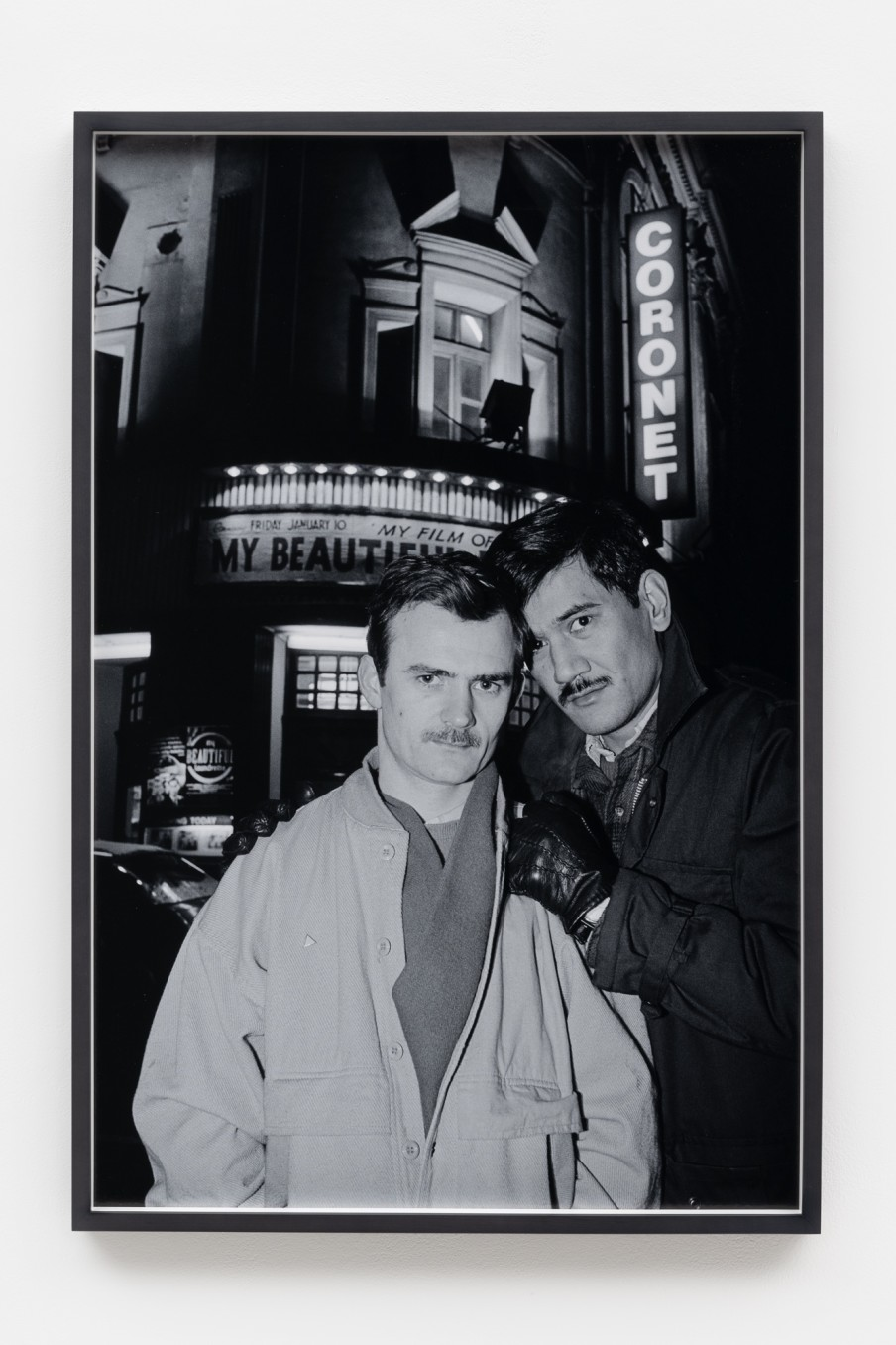 Sunil Gupta Gay, 1986/2021 Archival inkjet print Print: 90.9 x 59.5 cm 35 3/4 x 23 3/8 in