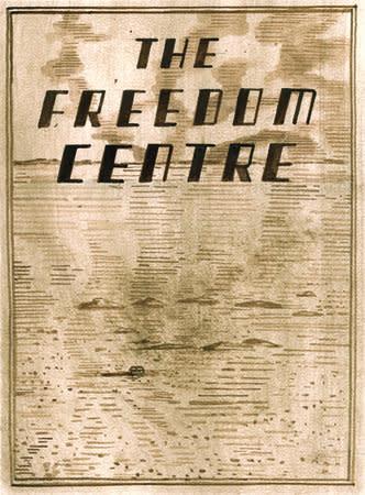 Adam Dant, The Freedom Centre, 2008