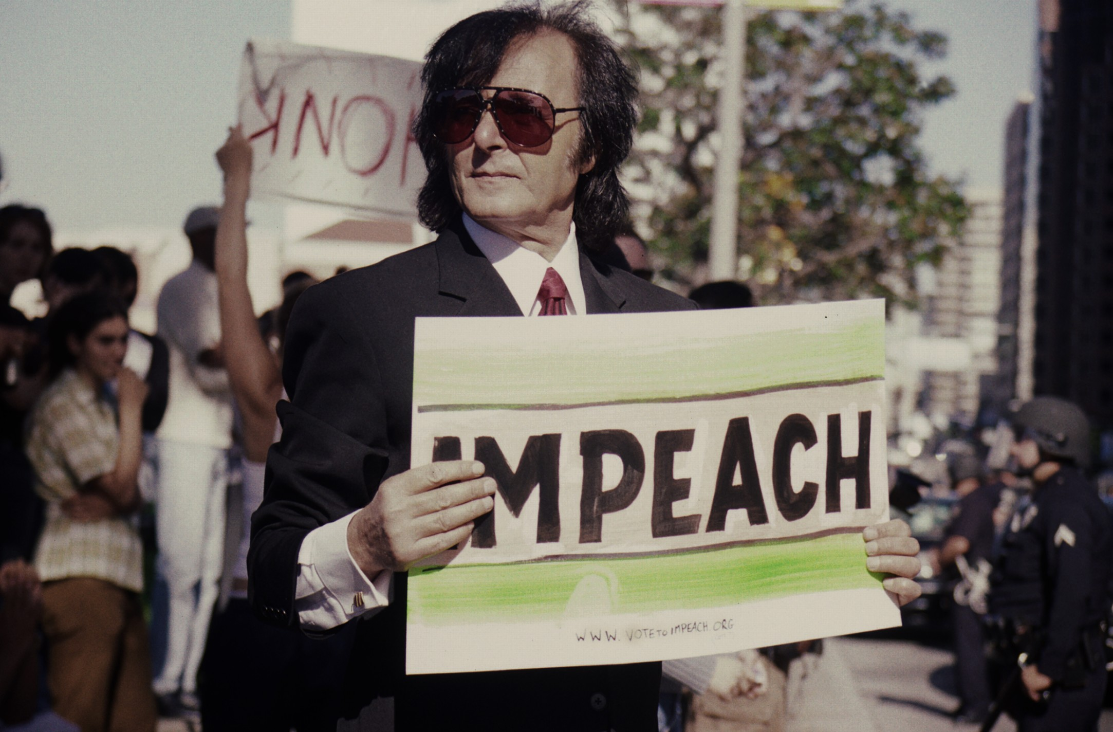 Andrea Geyer, Impeach, 2003/2020