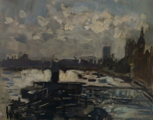 Richard Colson, Westminster II