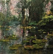 Lana Okiro, Water Lily Pond II
