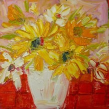 Penny Rees, Spring Bunch