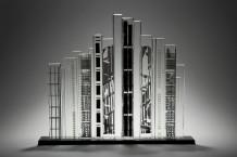 Teresa Chlapowski, Glass Metropolis II