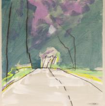 Pippa Blake, The Road to Nowhere IV, 2009
