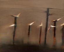 Pippa Blake, Turbines VI, 2011