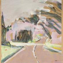 Pippa Blake, The Road to Nowhere VII, 2009