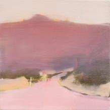 Pippa Blake, Pink Taupo, 2013