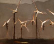 Pippa Blake, Turbines I, 2011