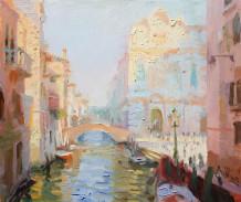 Norman Long MAFA, San Giovanni e Paolo Morning