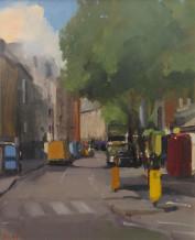 Michael Ashcroft MAFA, Charing Cross Road, London
