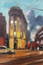 Liam Spencer, Cross Street Cloud , 2018