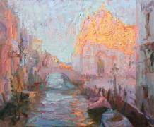 Norman Long MAFA, Last Light San Giovanni E Paolo
