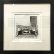 Michael Ashcroft MAFA, Deansgate Viaduct, 2018