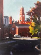 Liam Spencer, Autumn Refuge