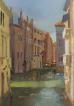 Michael Ashcroft MAFA, Venice Canal