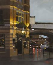 Michael Ashcroft MAFA, Open All Hours, The Deansgate Pub, 2018