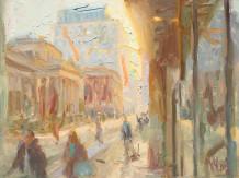 Norman Long MAFA, Line of Sight Mosley Street