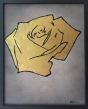 Humphrey Dettmer, Golden Rose, 2017