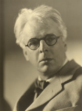 Violet Keene Perinchief, William Butler Yeats, circa 1920