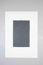 Veronica Herber, 308x4=1232 Grey Grid Intense, 2015