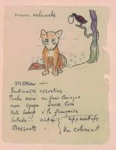 Paul Gauguin, Manou Nehenehe, c.1899-1901