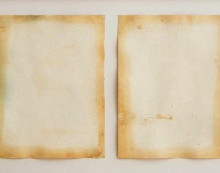 FRANZ ERHARD WALTHER: Drawings from the 1960s