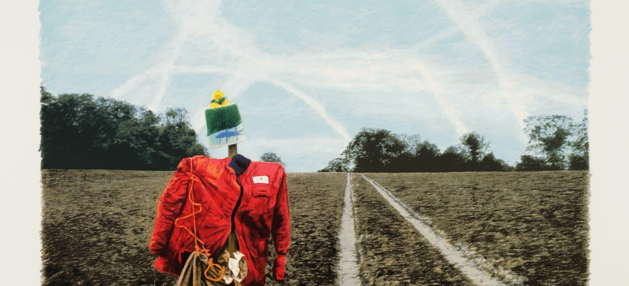 Boyd & Evans, Bird/Scarecrow, 1990