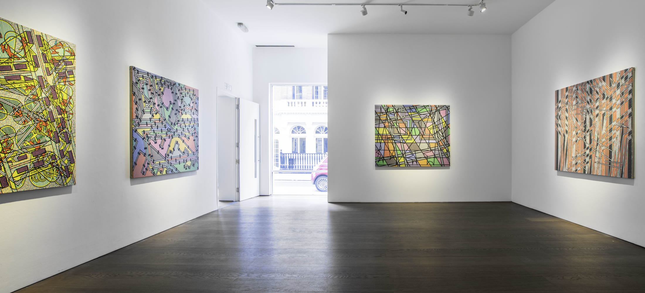 London Galleries Update
