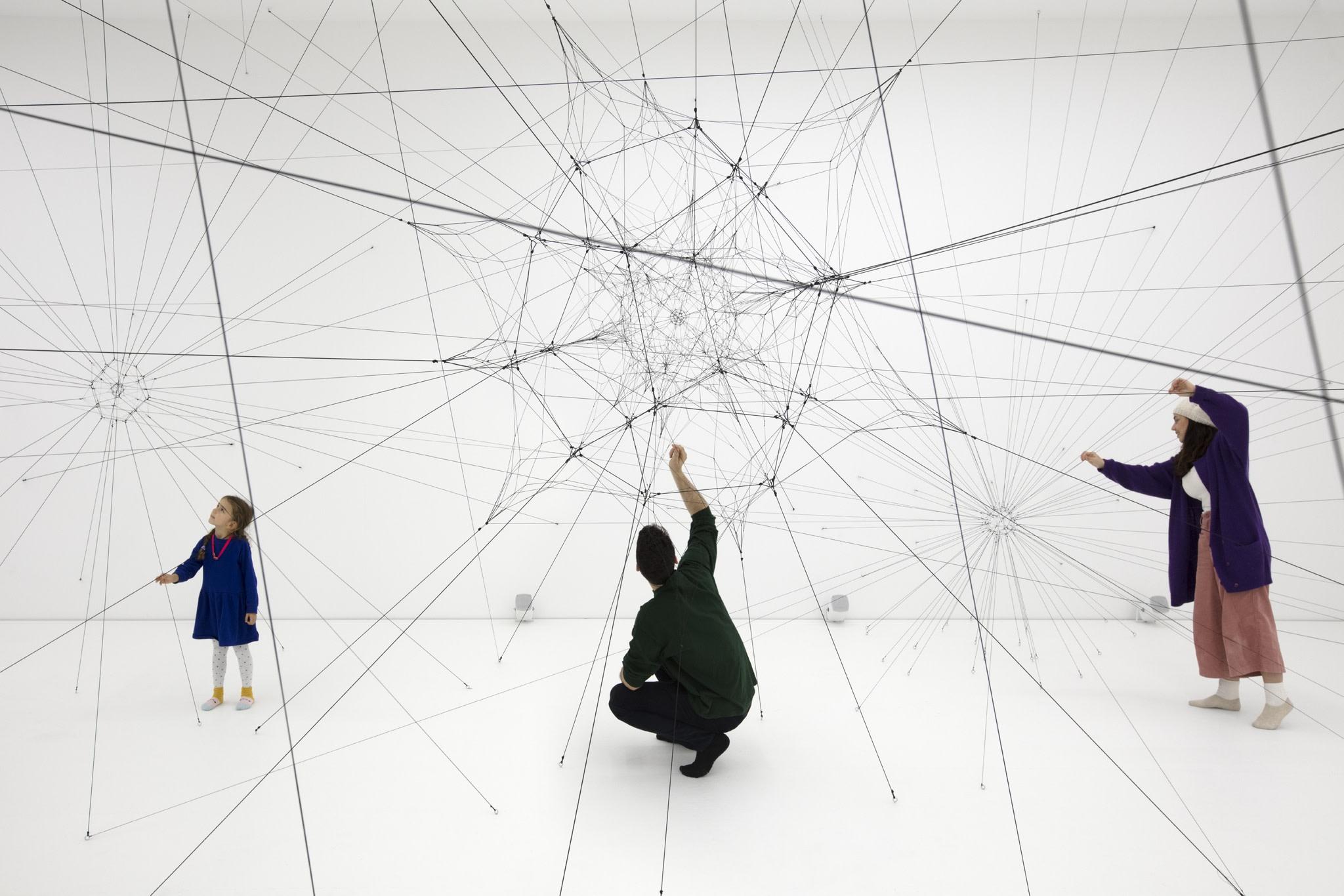 Algo‐r(h)i(y)thms, 2018. Exhibition view: Esther Schipper, Berlin, 2019. Photo © Andrea Rossetti