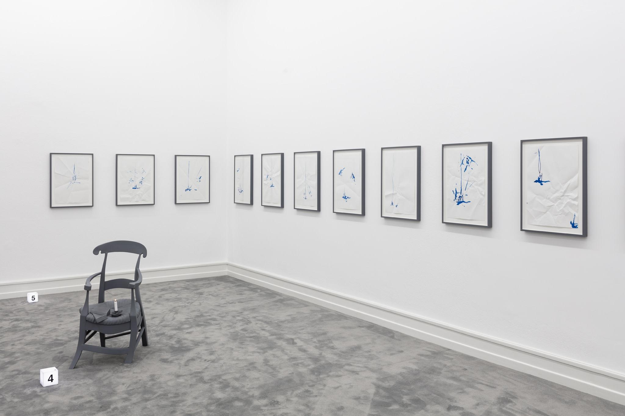 Exhibition view: Ryan Gander, The 500 Million Year Collaboration, Kunsthalle Bern, 2019. Photo © Gunnar Meier