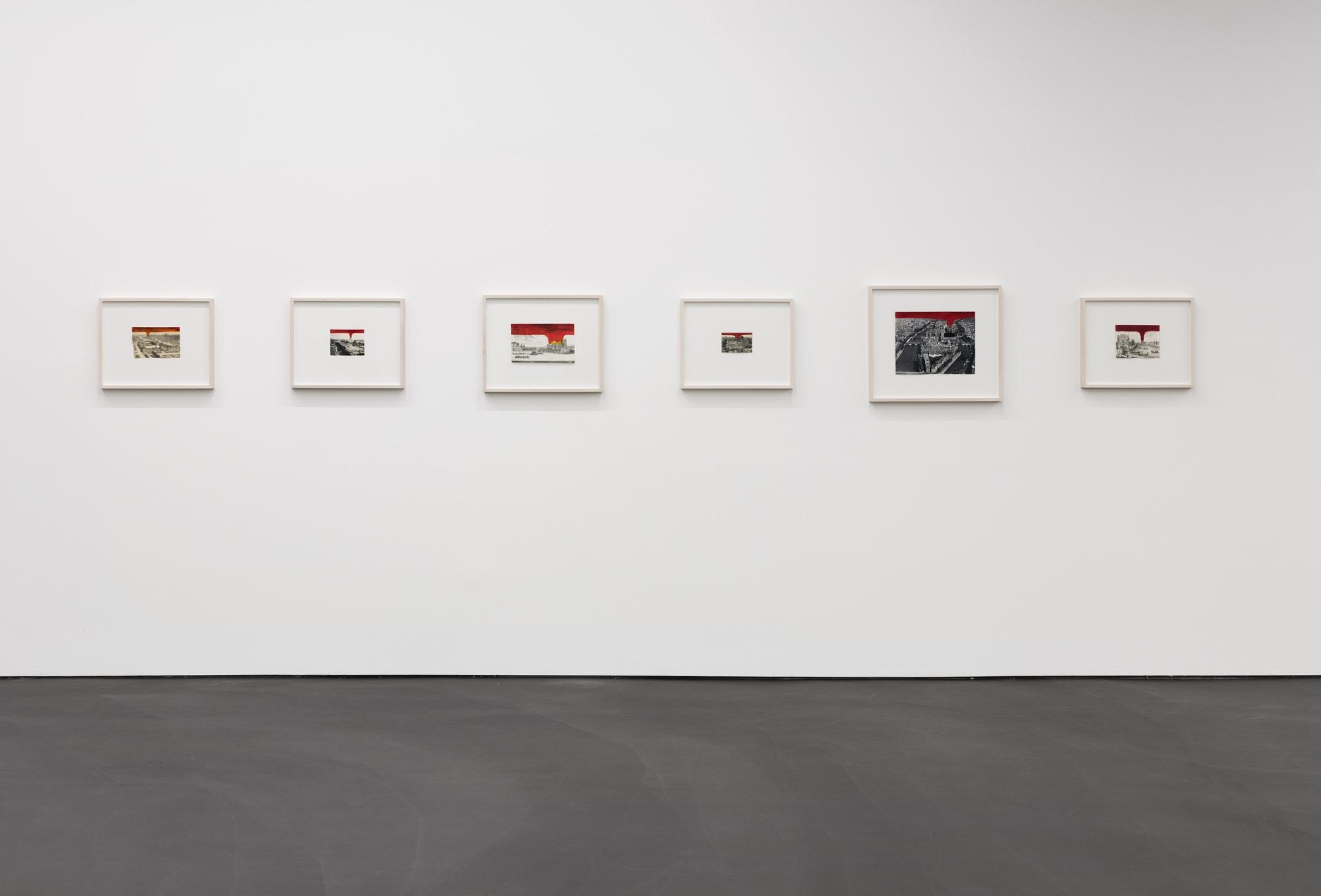 Exhibition view: Roman Ondak, Perfect Society, Esther Schipper, Berlin, 2019. Photo © Andrea Rossetti