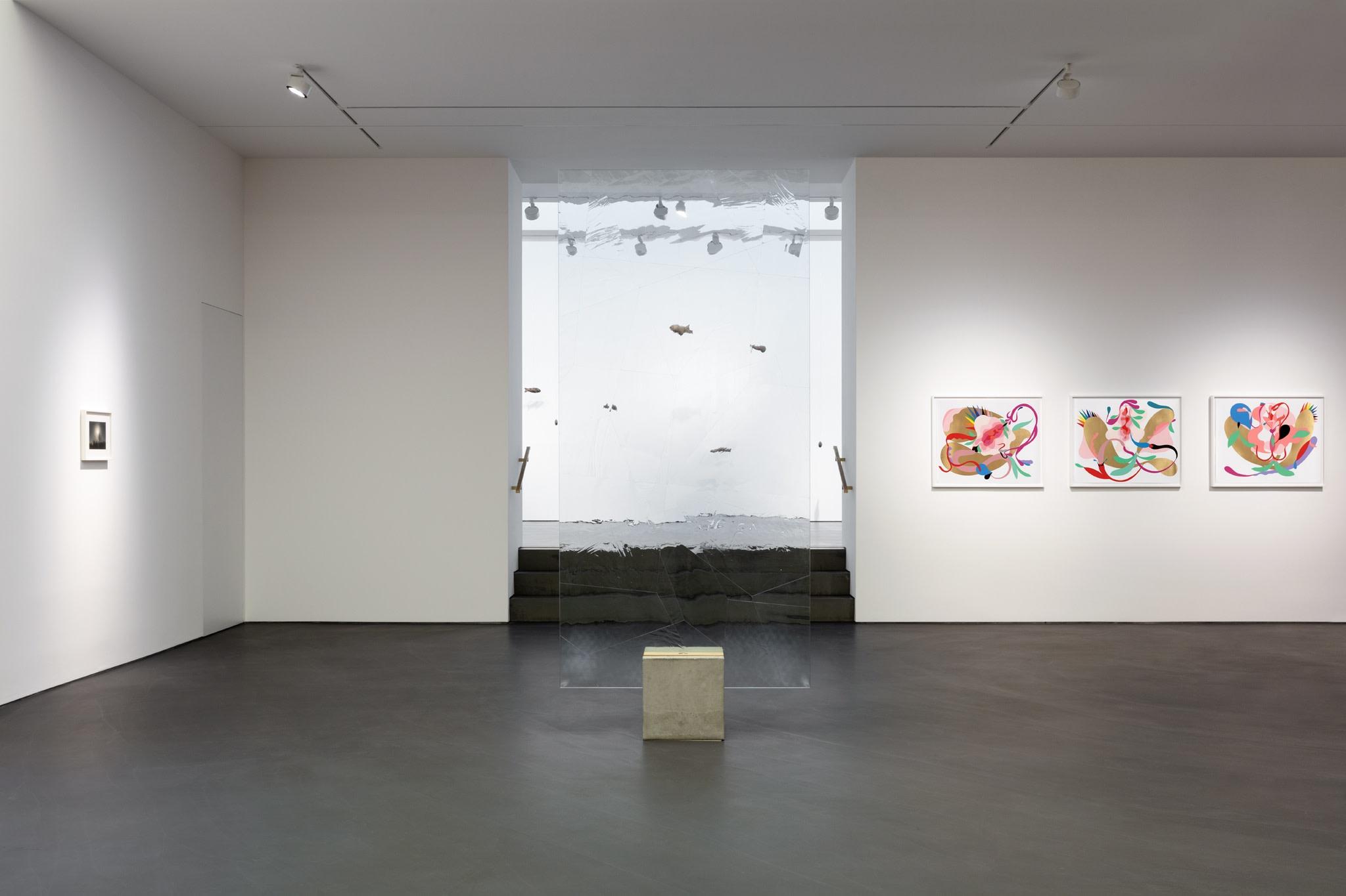 Ausstellungsansicht: PS81E, Esther Schipper, Berlin, 2020. Foto © Andrea Rossetti