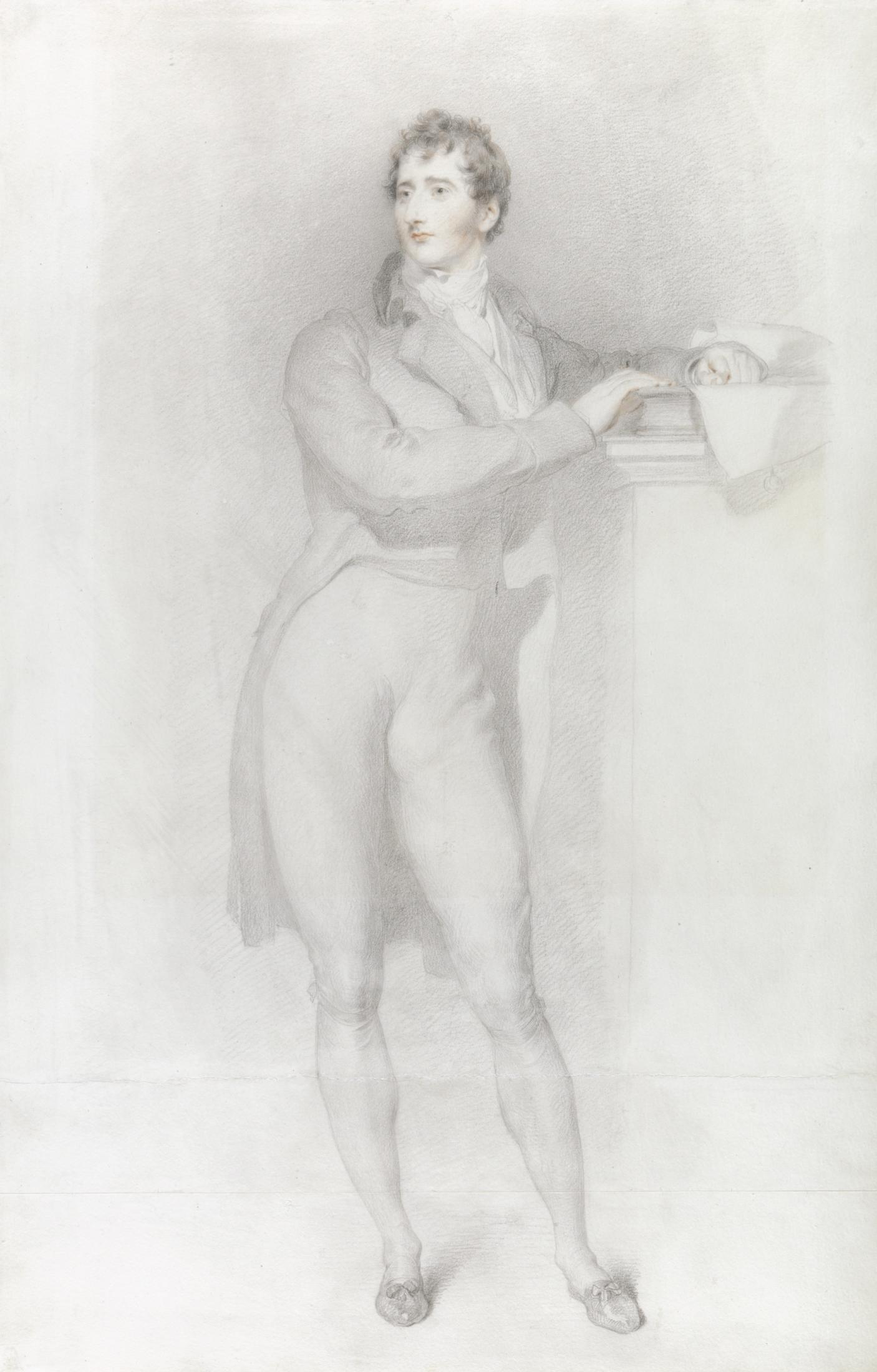 Portrait of Sir Francis Burdett, Bart.